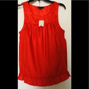 Twentyone Ruffled Tank Top Size S🌹New with Tags